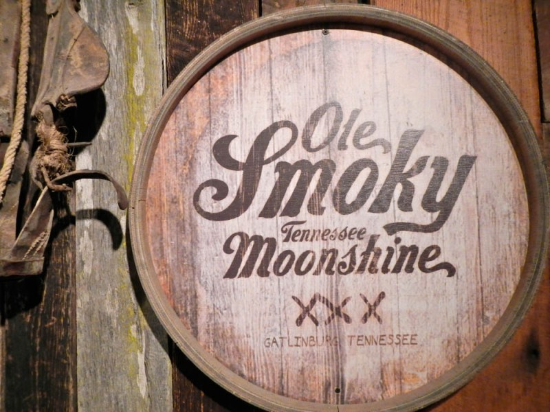 what to do in gatlinburg and pigeon forge tennessee - Ole Smoky Moonshine distillery