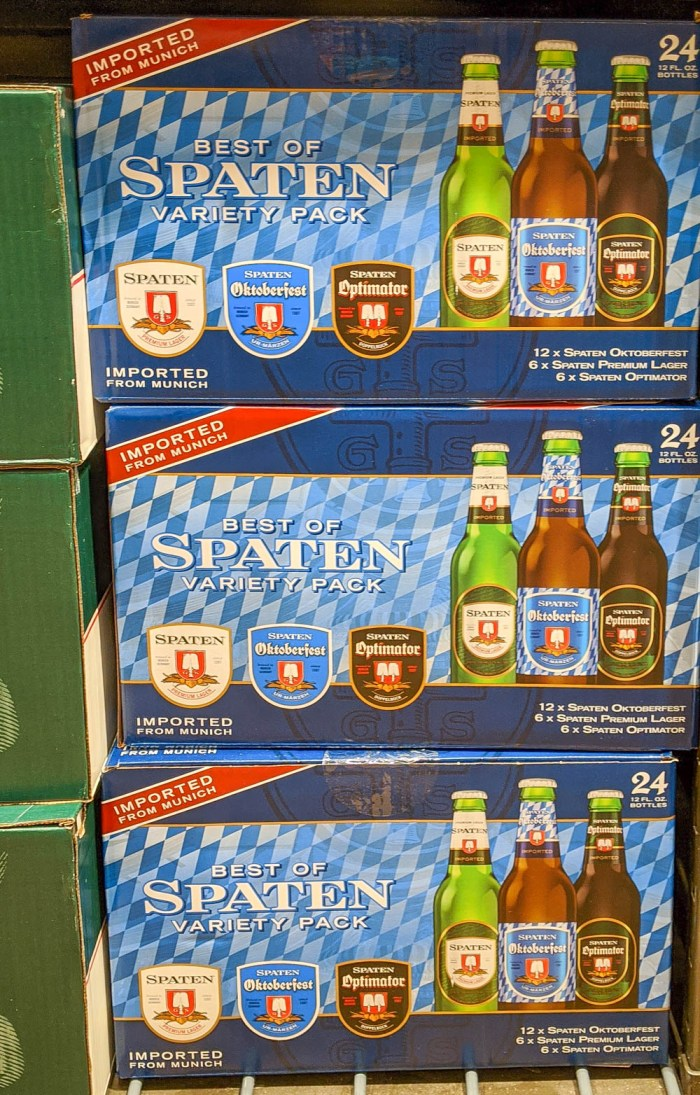Oktoberfest party beer: What kind of beer to serve at your oktoberfest party | Spaten variety pack