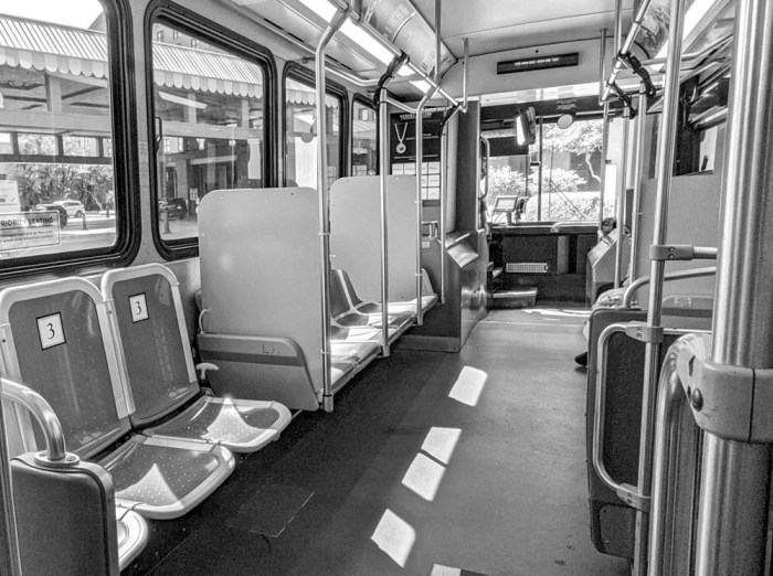 Visiting Disney World During the Pandemic: Everything You're Dying to Know   Disney World in 2020, what it's like to visit disney world right now.   shuttle bus