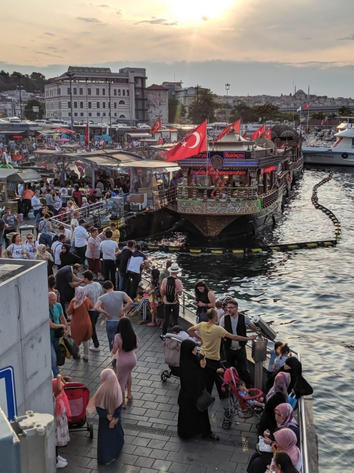 crowds in Turkey | Must-Have Travel Safety Items: 17 Essentials for Your Travel Safety Kit | Travel health and safety | solo female travel safety