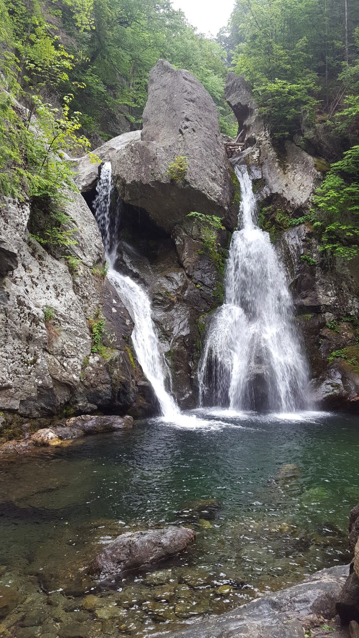 Bash Bish Falls, Great Barrington, Massachusetts | 6 Easygoing Towns in the Berkshires You Need to Visit
