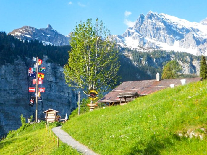 Mountain Hostel | Where to stay in Gimmelwald, Switzerland: Mountain Hostels and B&Bs | Best places to stay in Gimmelwald