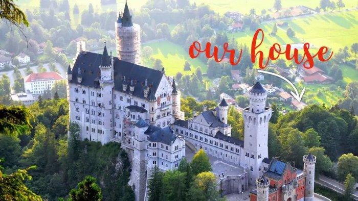 King Ludwig's Old Neighbor Airbnb | Where to stay near Neuschwanstein Castle: 12 Best Hotels and Airbnbs in Hohenschwangau, Schwangau, and Füssen