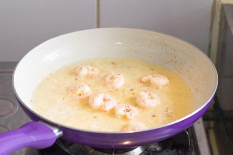 150801 - Shrimp Scampi - 004