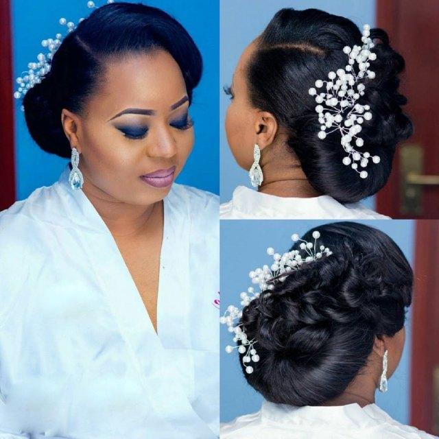 alternative bridal hair accessories that will make you pop