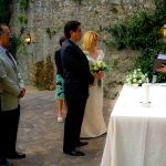 Wedding ceremony @ Il Borro