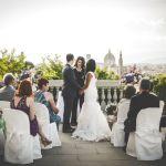 wedding at villa la vedetta wedding in florence credit Domenico Costabile