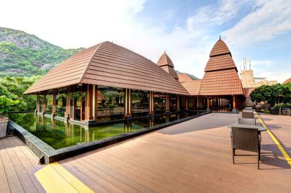 Ananta Spa & Resort Bar
