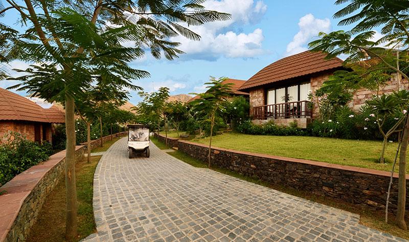 Ananta Spa & Resort View