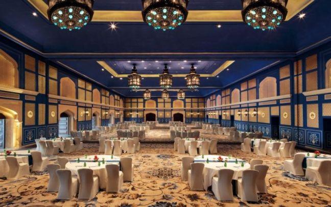 Fairmont Jaipur Banquet Hall