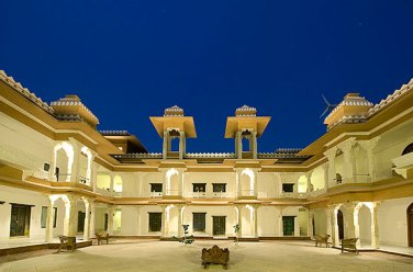 Fateh Garh Udaipur from inside