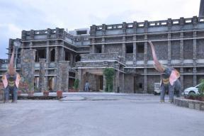 Ramada Udaipur Frontal View