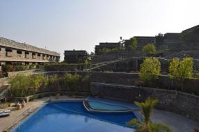 Ramada Udaipur Pool Area