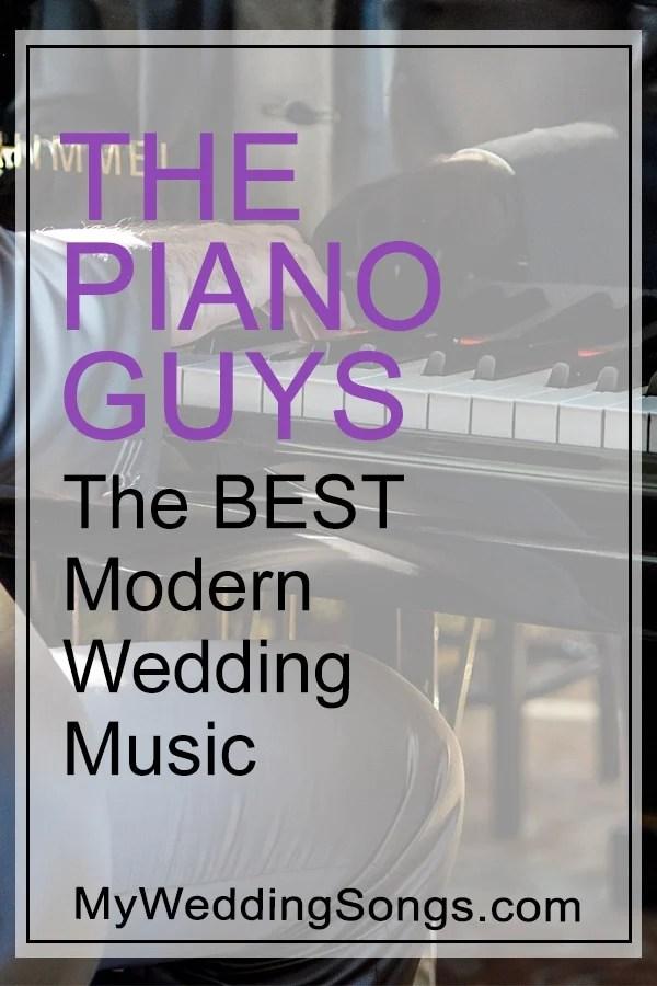 Modern Wedding Reception Songs