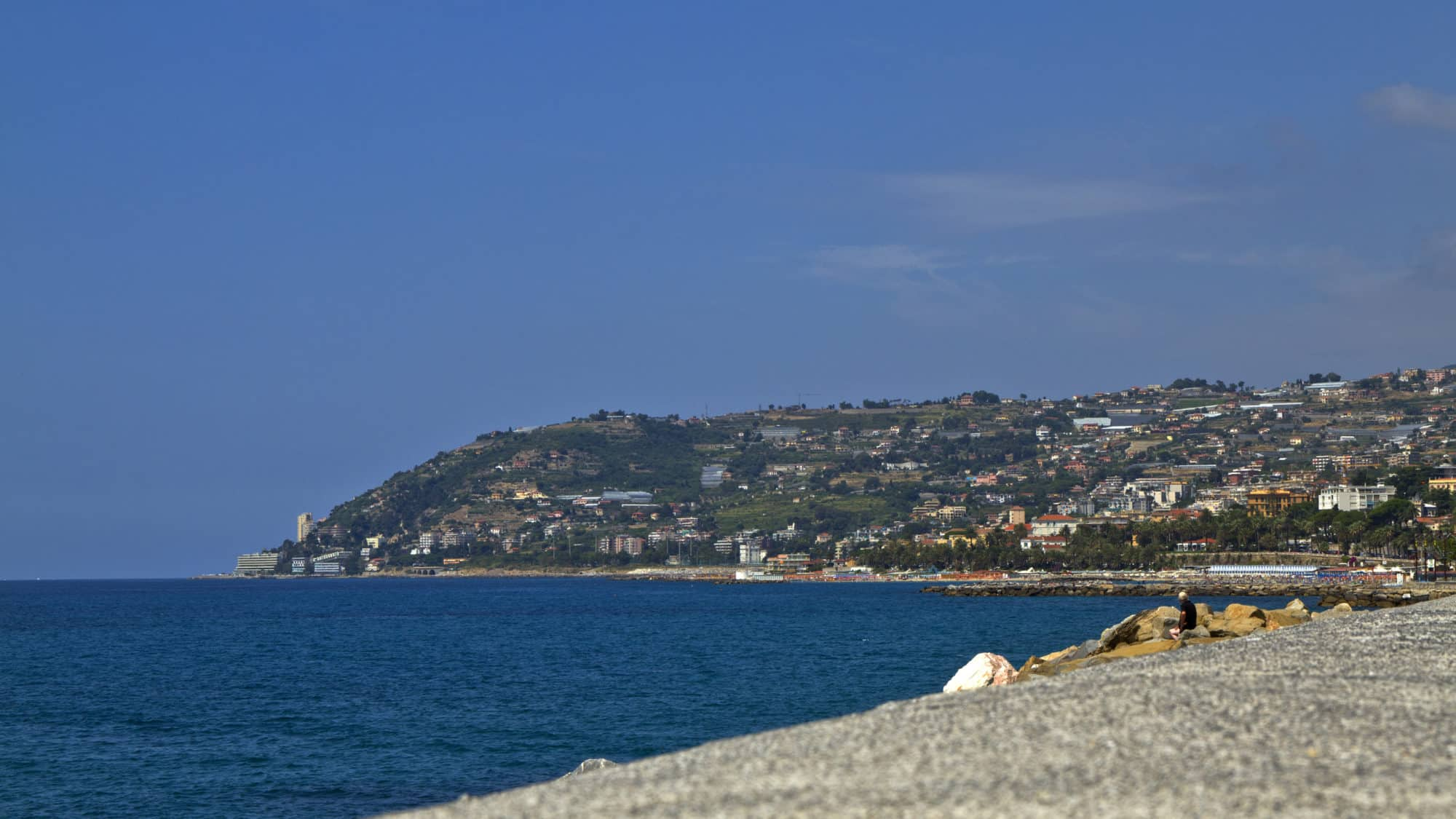 les plages a sanremo the italian