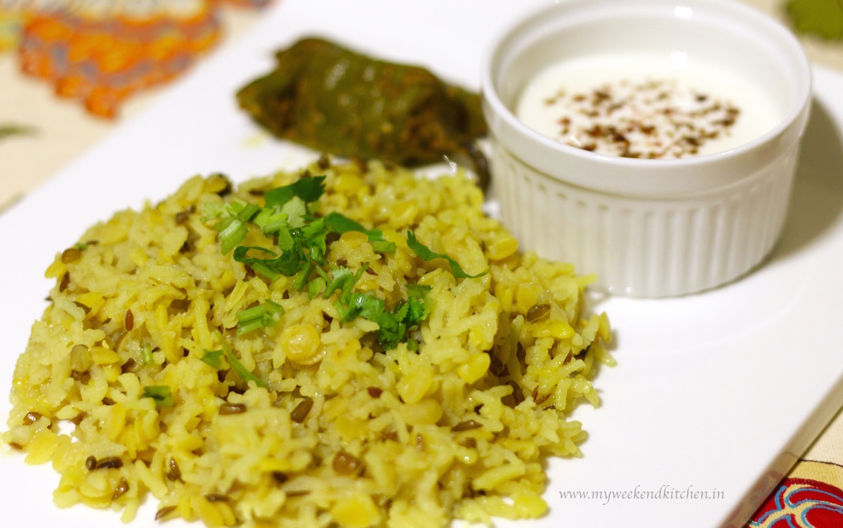 multigrain khichdi recipe, healthy rice and lentil casserole, rice and lentil stew