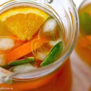 Orange Iced Tea