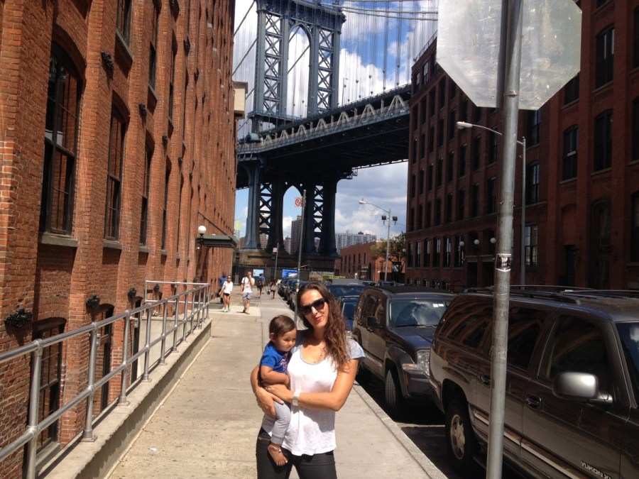 A MUMS GUIDE TO NYC –  A GOOGLE MAP TO FIX A MELTDOWN