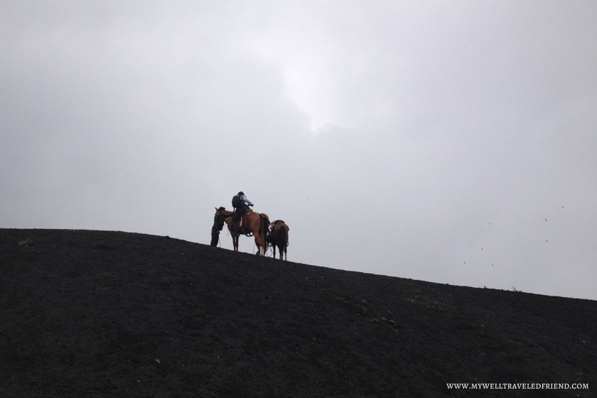 How to climb a volcano with your kids. The Guatemala edition.