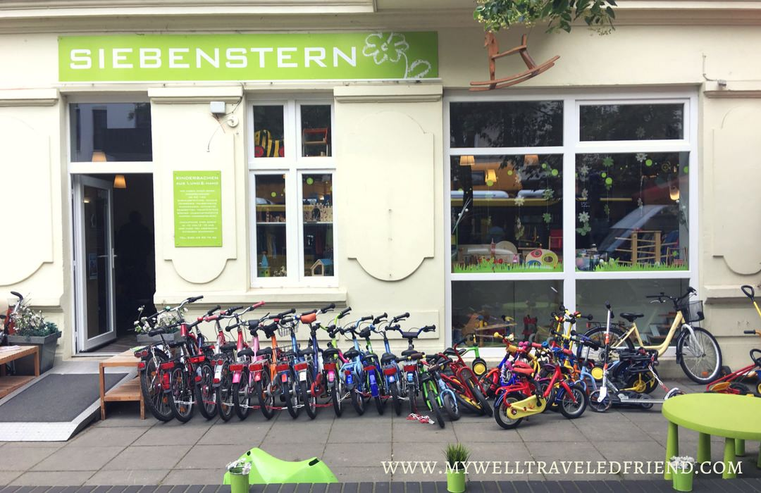 Top second-hand children's shops in Berlin