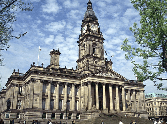 Delight at Bolton Town Hall revamp u-turn