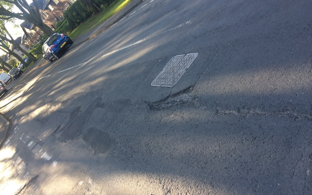 Southfield Drive road repairs to be carried out