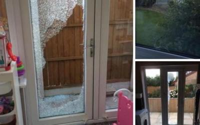 Thieves broke into a Daisy Hill house and this is what happened next