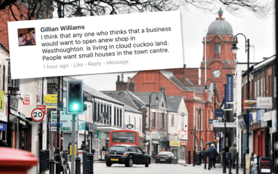 This Labour councillor's comments about Westhoughton will make you mad