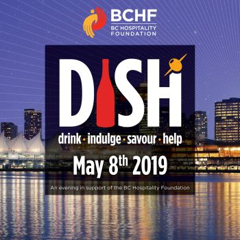 Buy Tickets to DISH for BC Hospitality Foundation