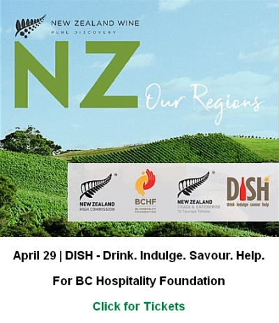Get tickets for BC Hospitality Foundation DISH 2020 event