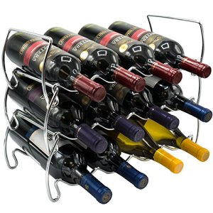 Classic Style Wine Racks for Bottles - Perfect for Bar, Wine Cellar, etc