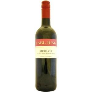 Carl Jung 1 Non Alcoholic Wine Merlot, 750Ml