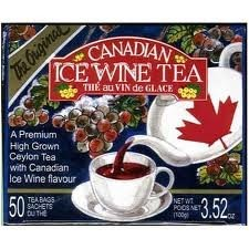 Metropolitan Tea Company Canadian Ice Wine Tea (50 teabags)