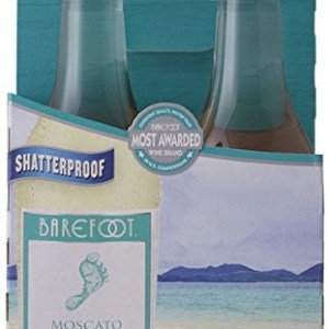 Barefoot Moscato/Muscat White Wine, 187 mL