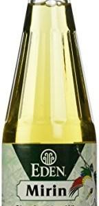 Eden Foods Mirin, Rice Cooking Wine, 10.50-Ounce