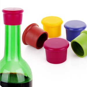 Gift Luxury Goods 1Pcs Silicone Bar Wine Stopper Vogue Supplies Perfect