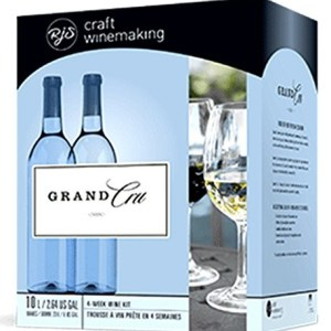 Grand Cru Merlot Wine Making Kit