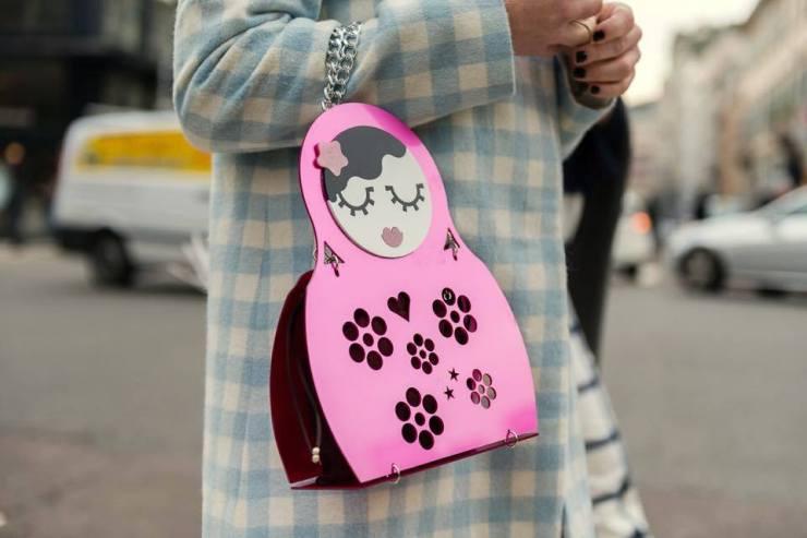 kiwi+pomelo bag on VogueAccessories
