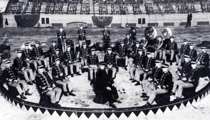 Ringling Bros. Merle Evans 1924 Windjammers mywju