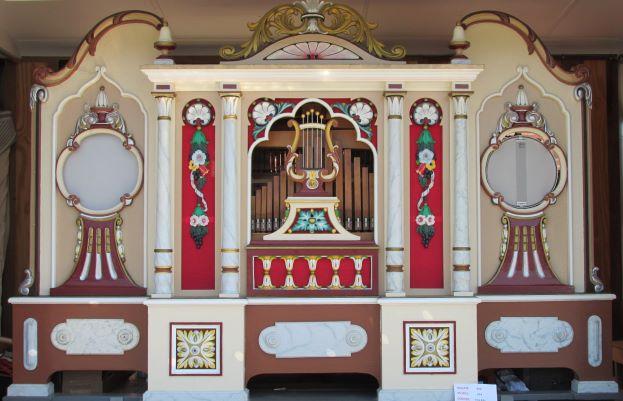 Circus Band Organs