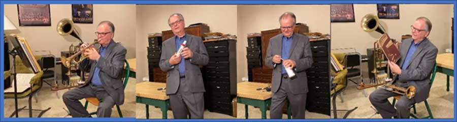 Trumpet Clinic with Roger Blackburn