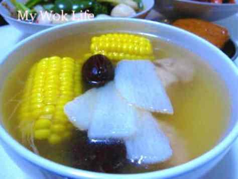 Huai Shan Soup