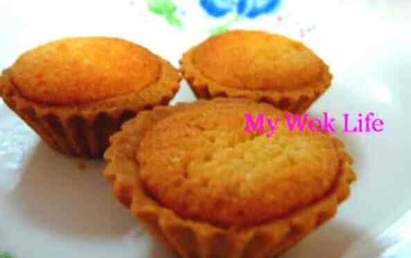 Best Homemade Almond Tarts