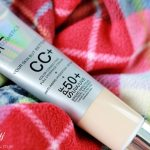 The IT Cosmetics CC Cream lives up to its promise of making it look like your skin but better