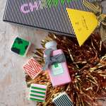 Have yourself a Crazy, Colourful Christmas with the Jo Malone Green Almond & Redcurrant Cologne