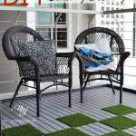 My DIY weekend project to transform my balcony from drab to fab with Ikea Runnen Decking