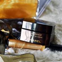 The use of Vanilla in Chanel Sublimage l'Extrait de Creme goes to show that vanilla is not boring at all