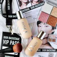 From the backstage frenzy of a runway show comes the Dior Backstage Face & Body Foundation