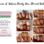 Review:  Nature's Bounty Hair, Skin and Nails