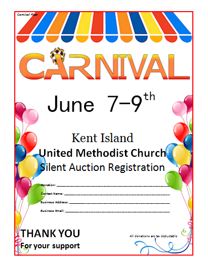 Free Flyer Template Word carnival microsoft ms word flyer – Download Free Flyer Templates Word